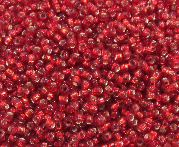15-0011A, Silver-Lined Ruby (14 gr.)