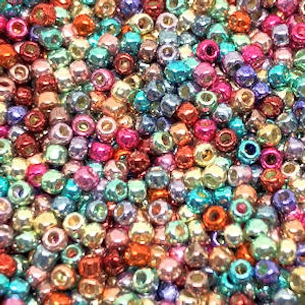 15-P-HAPPY, PermaFinish Happy Metallic Multicolor (14 gr.)