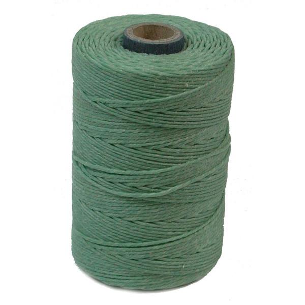Irish Waxed Linen, 7-Ply, Sage (10 yards)