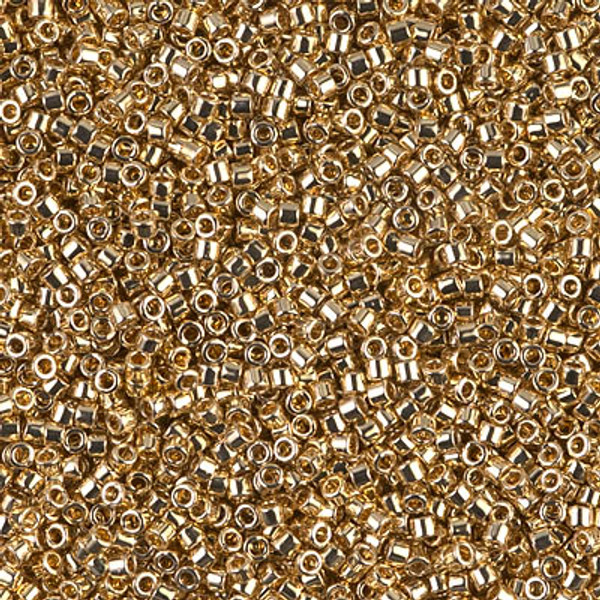 Size 11, DB-0034, 24kt Light Gold-Plated (10 gr.)