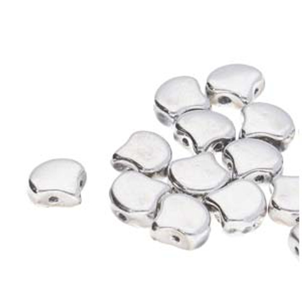 Ginko Beads, Full Labrador (Qty: 25)