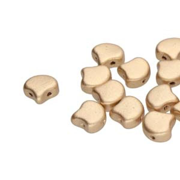 Ginko Beads, Aztec Gold (Qty: 25)