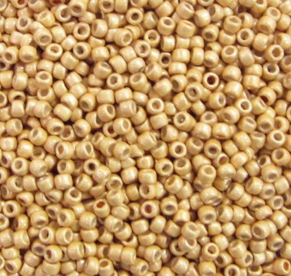 15-PF0471, PermaFinish Matte Gold (14 gr.) (Toho PF557F)