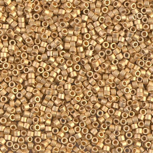 Size 11, DB-0331, Matte 24KT Gold-Plated (10 gr.)
