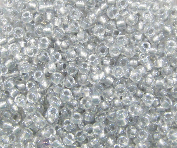 11-0242, Sparkling Pewter-Lined Crystal  (28 gr.)