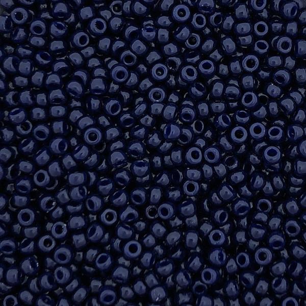 11-D4494, Duracoat Dyed Opaque Dark Navy Blue (Miyuki) (28 gr.)