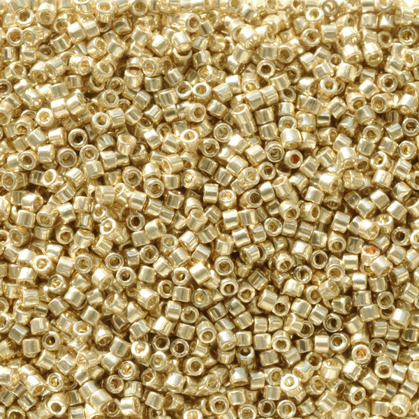 Size 11, DB-2501, Duracoat Galvanized Pale Gold (10 gr.)