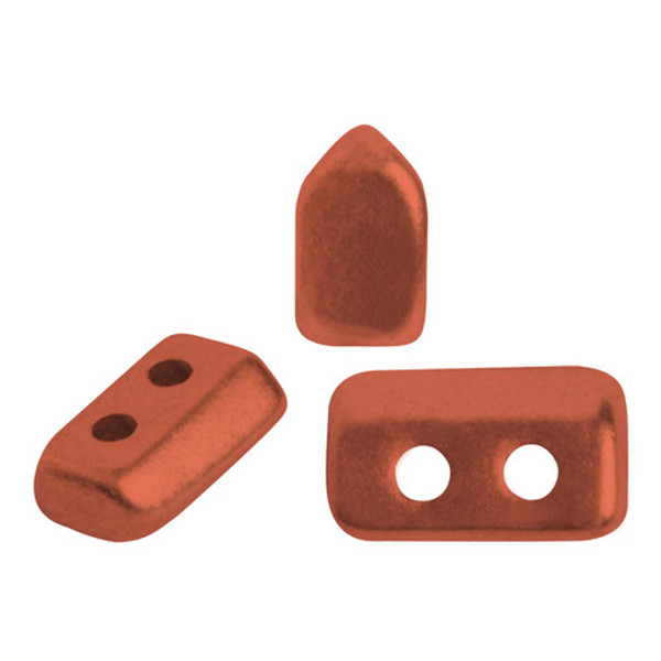 Piros par Puca Beads, Copper (Bronze Red Matte) (5 gr.)