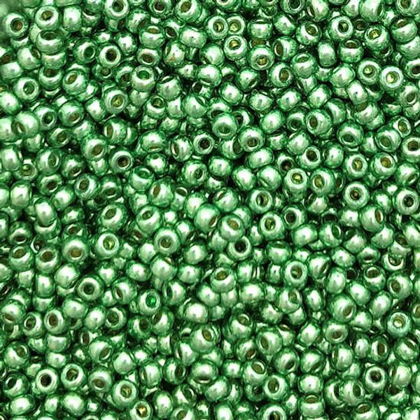 11-D4214, Duracoat Galvanized Dark Mint Green (28 gr.) (Miyuki)