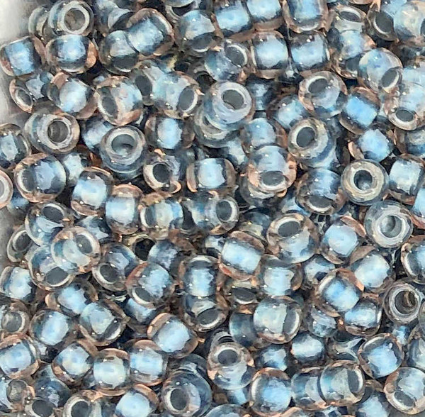 6-0377E, Color-Lined Metallic Steel Blue (28 gr.)
