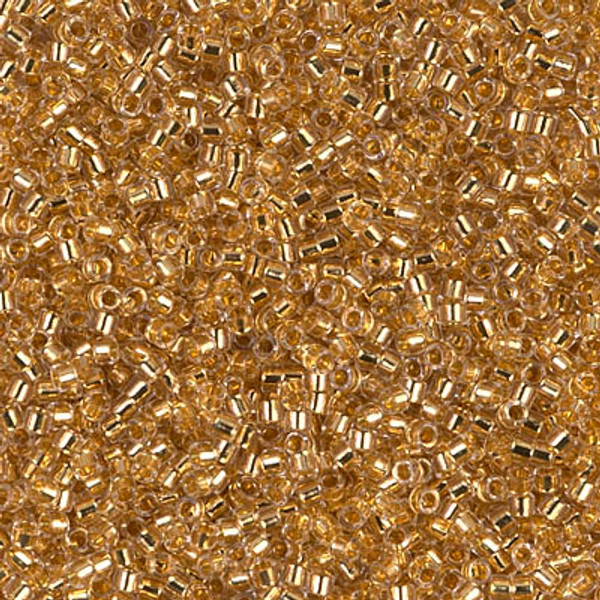 Size 11, DB-0033, 24K-Lined Yellow Gold (10 gr.)
