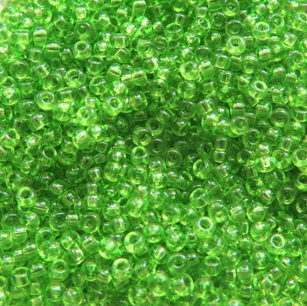 11-0144, Transparent Medium Grass Green (28 gr.)