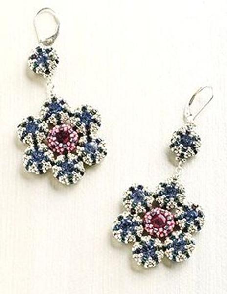 Retro Blossom Earrings Kit