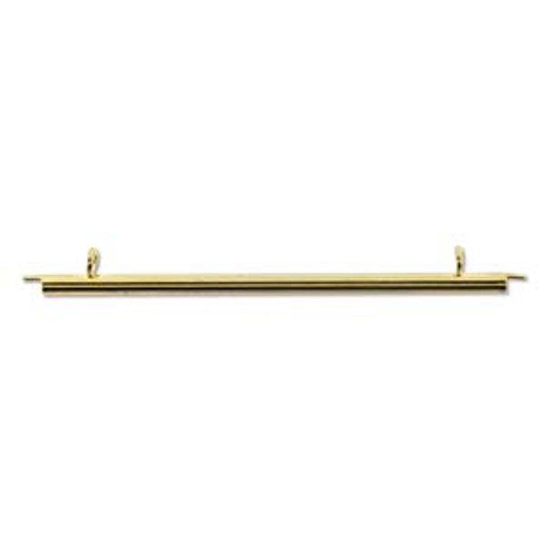 60mm Gold Plated Miyuki Slide Tube (Qty: 2 pcs)