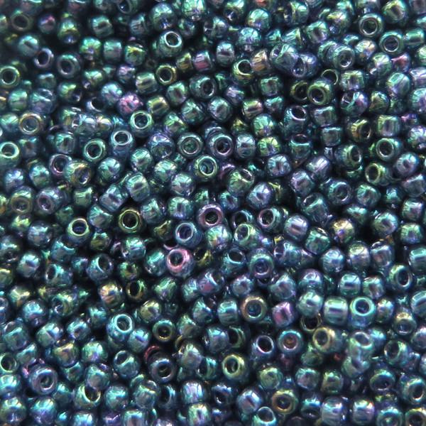 11-0319C, Purple Teal Luster  (Toho) (28 gr.)