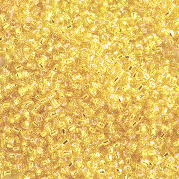 11-0006A, Silver-Lined Yellow (28 gr.)