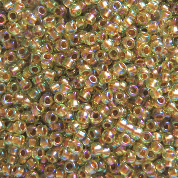 8-0998, Gold-Lined Rainbow Jonquil (Toho) (28 gr.)