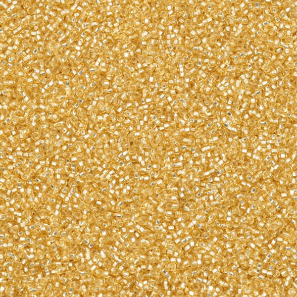 15-0003, Silver-Lined Straw Gold (14 gr.)