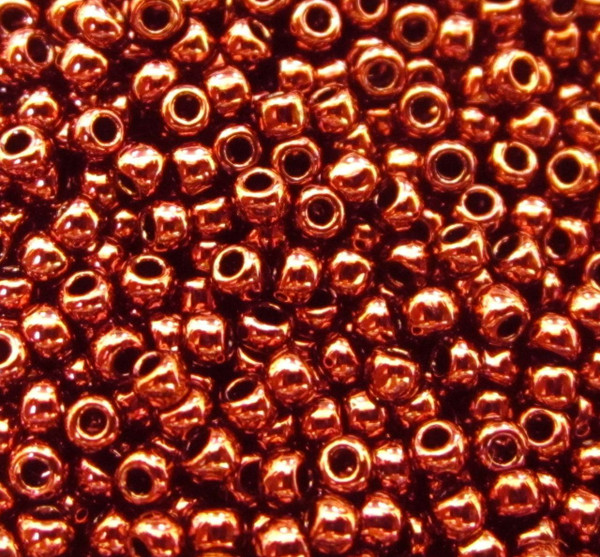 8-0222, Bronze Copper (Toho) (28 gr.)