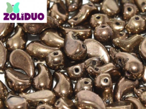 Zoliduos, Right, Light Bronze (Qty: 20)
