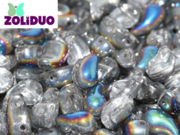 Zoliduos, Left, Crystal Vitrail (Qty: 20)