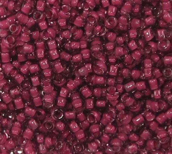 11-0399G, Rose-Lined Crystal (28 gr.)