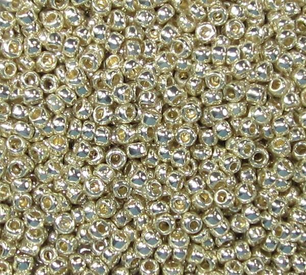 11-P0470, PermaFinish Silver (28 gr.) (Toho PF558)