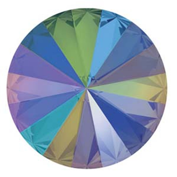 12mm Swarovski Rivoli, Crystal Paradise Shine (Qty: 1)