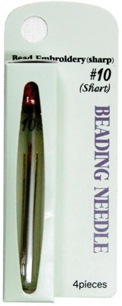 Tulip Beading Needles - Size 10 Short
