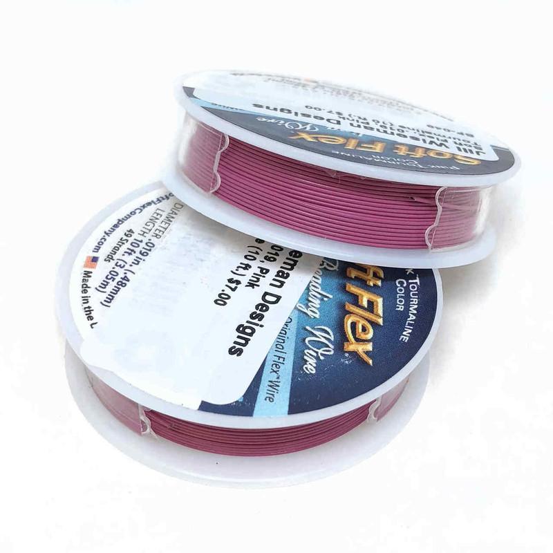 Soft Flex, Purple Amethyst, 019 diameter (Medium weight) (10 ft.)
