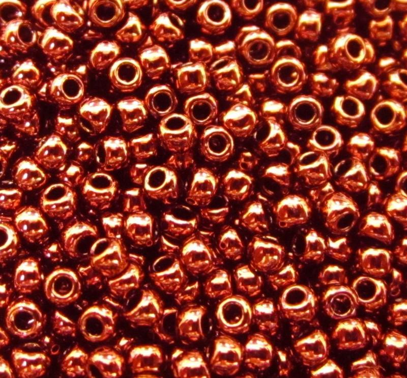 11-0222, Bronze Copper (Toho) (28 gr.)