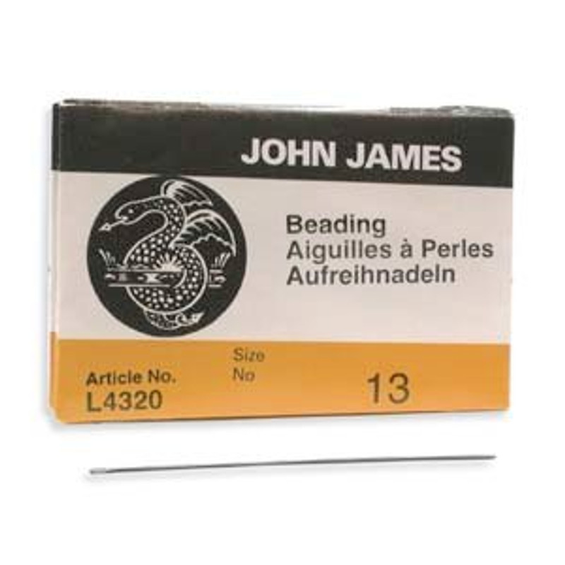 John James Needles - Size 13 (Pkg. of 25)
