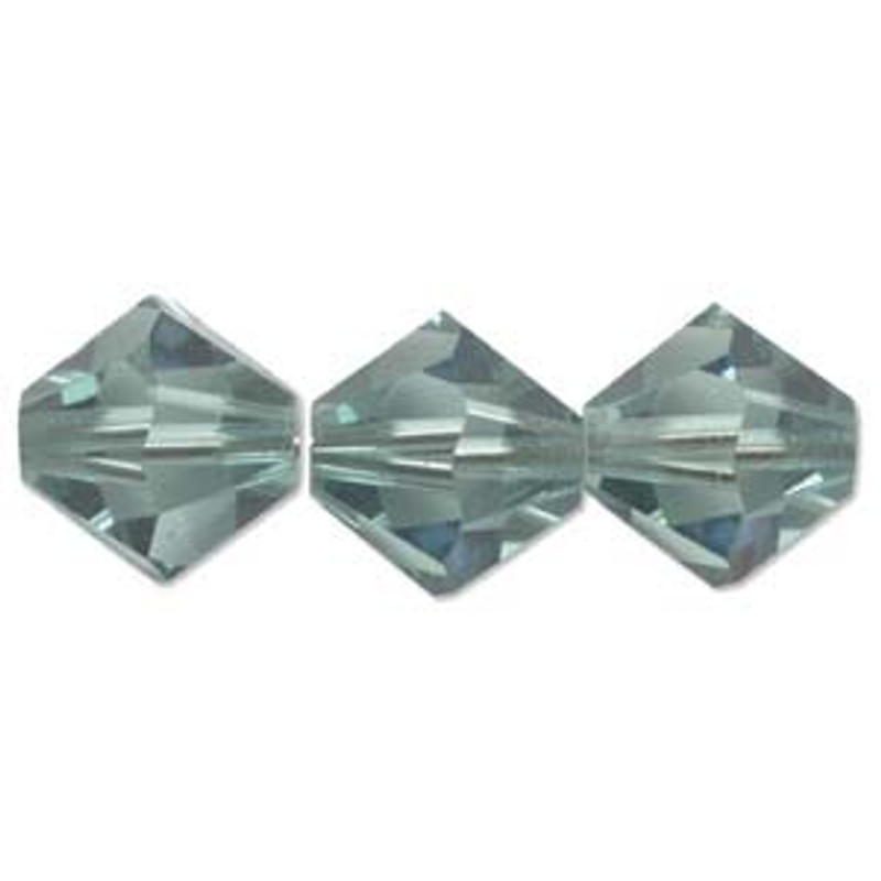 3mm Swarovski Bicones, Erinite (Qty: 50)