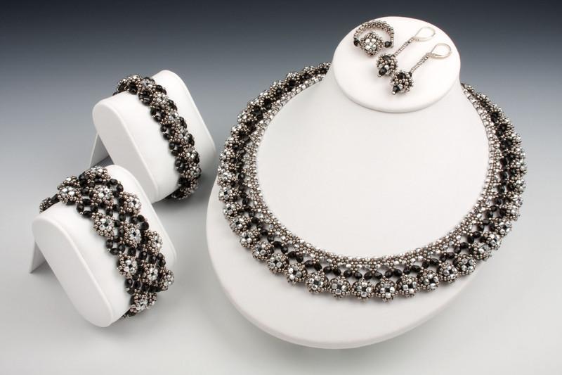 Rosetta Bracelet + Necklace Kit