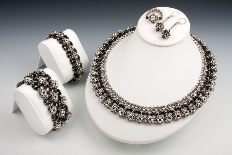 Rosetta Necklace Kit Refill