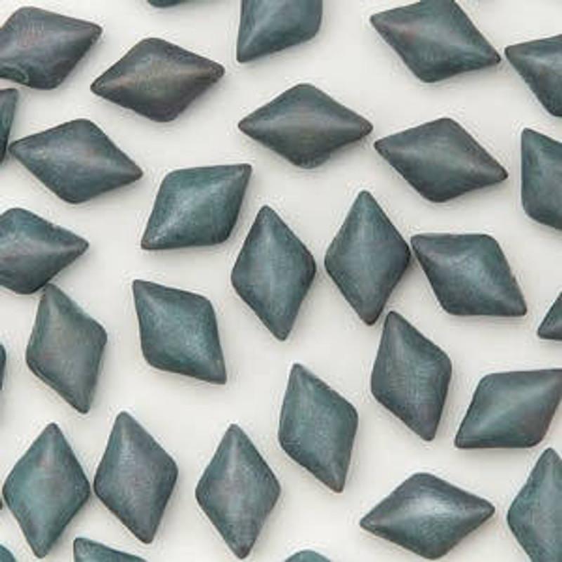 GemDuos, Matte Turquoise Green Nebula (10 gr.)