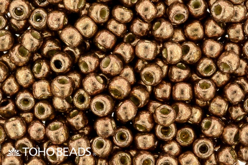 11-P0495N, PermaFinish Copper Rose (28 gr.) (Toho PF593)