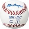 MacGregor Safe/Soft Baseball - Level 5 - Ages 8-12