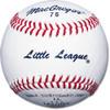 MacGregor #76C Little League Baseballs