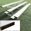 2 Row 15' Preferred Aluminum Bleacher (seats 20)