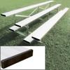 2 Row 21' Standard Aluminum Bleacher (seats 28)