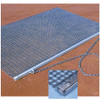 Baseball field monster drag mat
