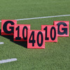 Football Day/Night Sideline Markers