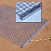 steel drag mat