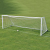 """JayPro 4"""" Deluxe Classic Official Square Goals (pair) - Package"""