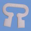 JayPro Easy Track Net Clips (White)