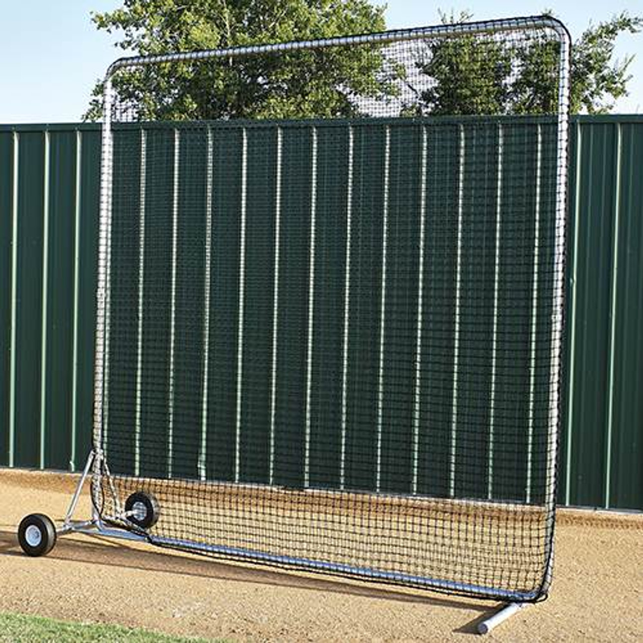 Baseball Protector Pro Base/Fungo Replacement Net 10' x 10'