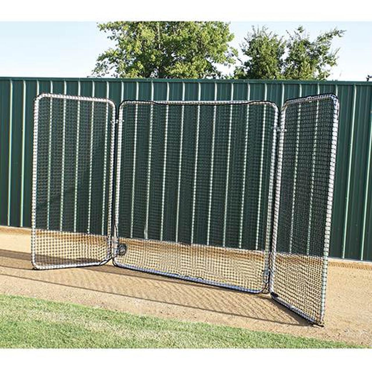 Baseball Protector Tri-Fold Screen 8' x 16'