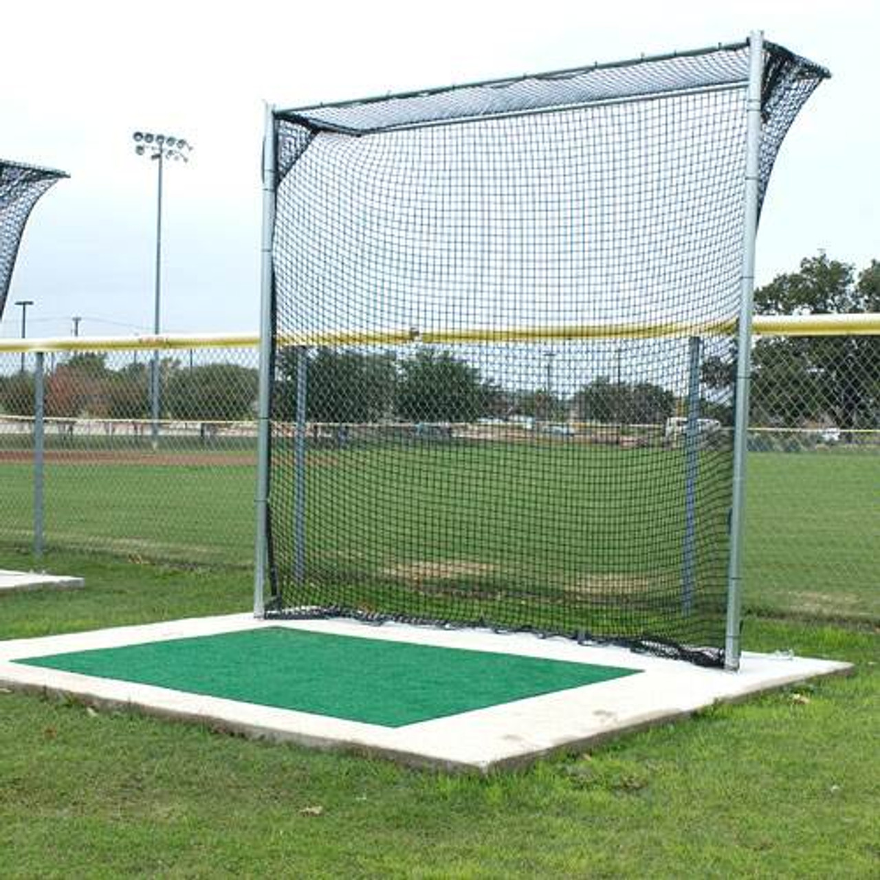 Baseball Hitting Station