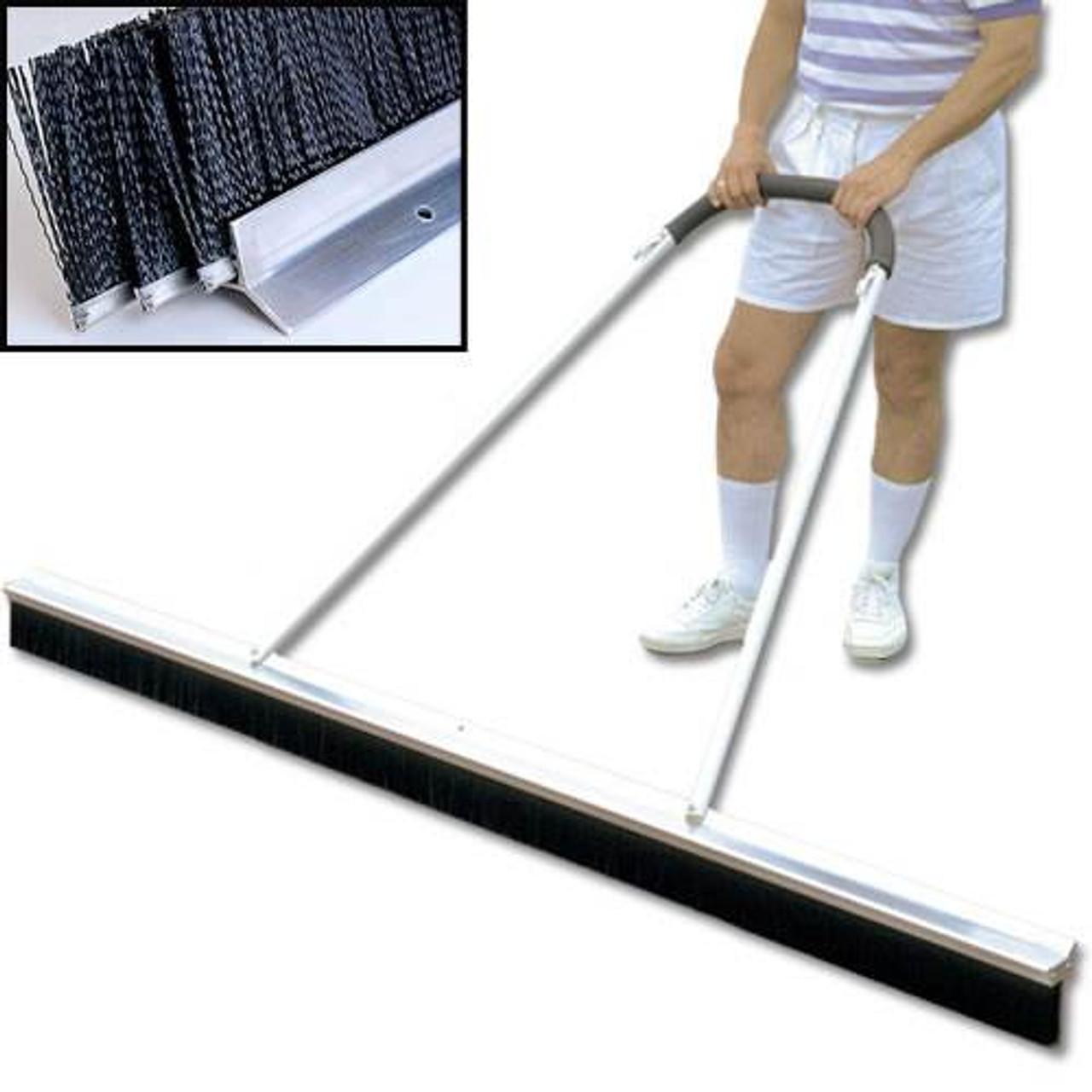Three-Row Monster Broom